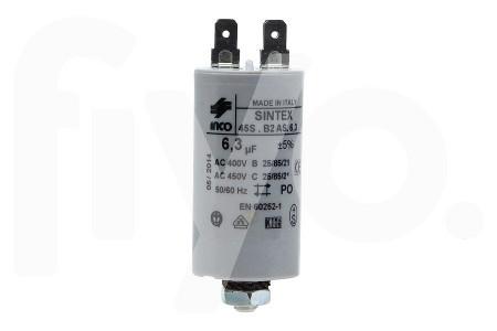 Condensator (6 uf) wasmachine AV0802