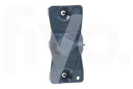 Deurslot vanger (deurvergrending / sluitnok) 31x25x68mm vaatwasser 140035300114