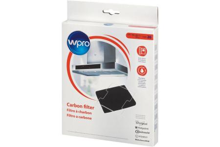 WPRO koolstoffilter voor dampkamp 480181700586, CWF020/1, DKF43