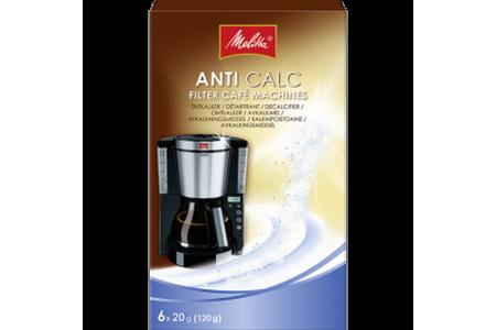 Melitta ontkalker voor koffiezetapparaat 6757415