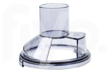 Philips deksel van opvangbak (stofcontainer, stofreservoir) transparant stofzuiger 432200538591