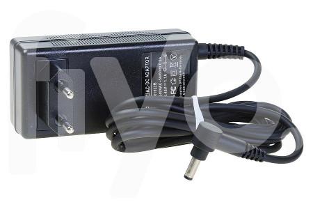 Oplader (adapter, stekker trafo, kabel) 220V voor Dyson V10 series stofzuiger 96935003, 969350-03