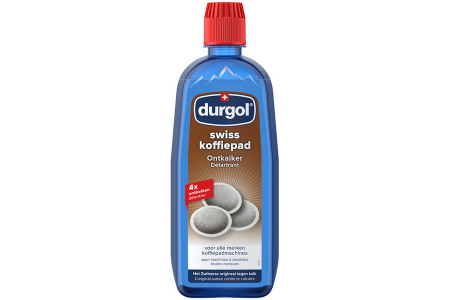 Durgol ontkalker voor Senseo koffiezetapparaat 7610243009659