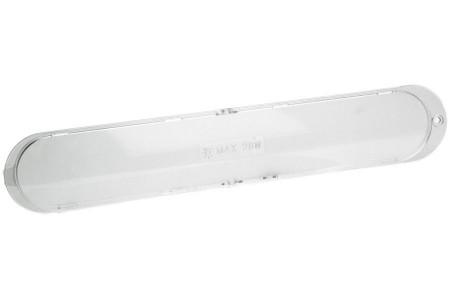 Glaasje (van lamp -370 x 65mm-) dampkap 482000008881