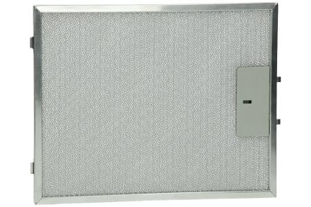 Filter (Metaal in houder 300x240) dampkap 49010319
