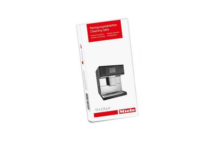 Miele reinigingstabletten GPCLCX0102T (ontvettingstabletten, onvetten) koffiemachine inbouw 7616440, 10270530