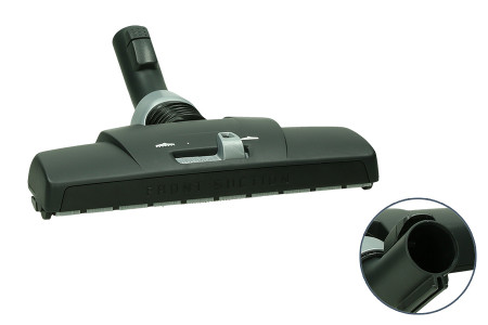 Combi Stofzuigerborstel Front Suction voor o.a. AEG, Electrolux ø 32 mm harde en zachte vloeren