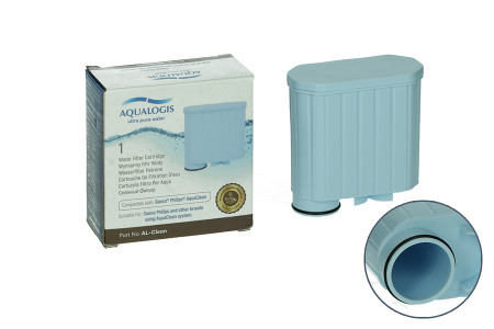 Waterfilter Koffiezetapparaat voor o.a. Philips, Saeco Aqua Clean, CA6903/00
