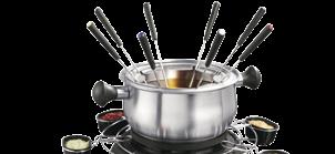 Fondue pan onderdelen en accessoires