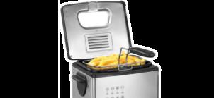 Hetelucht friteuse onderdelen