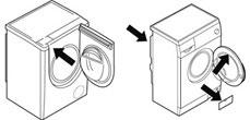 typenummer wasmachine
